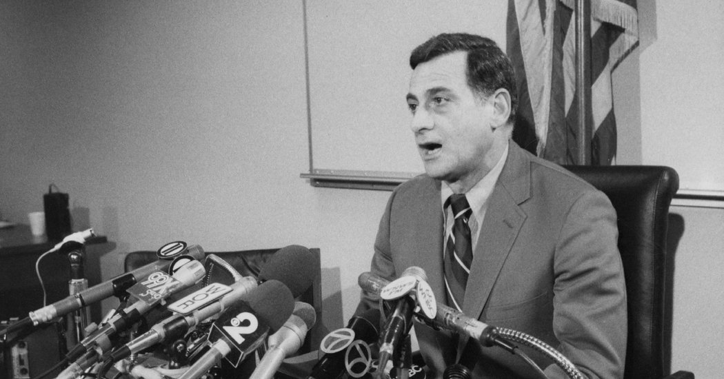 Maurice Nadjari Dies at 95; Crusading, and Criticized, Prosecutor