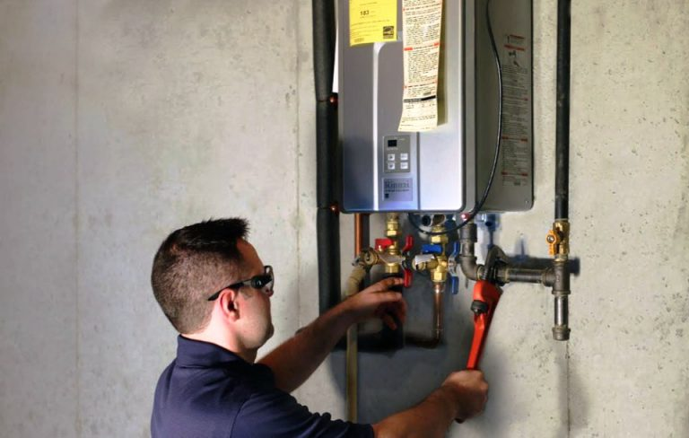 Top 5 reasons you should hire a professional to install your water heater