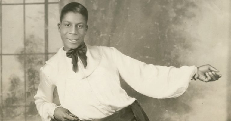 Overlooked No More: Earl Tucker, a Dancer Known as 'Snakehips'