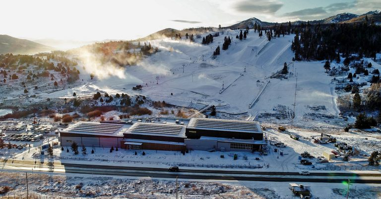 Utah's Latest Ski Destination: Woodward Park City